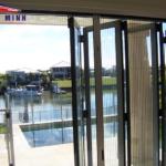 Cửa lưới chống muỗi sợi thủy tinh mở rộng không gian sống cho gia đình bạn